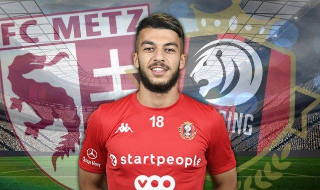 Les statistiques ahurissantes de Georges Mikautadze, grand espoir du FC Metz prêté en Belgique