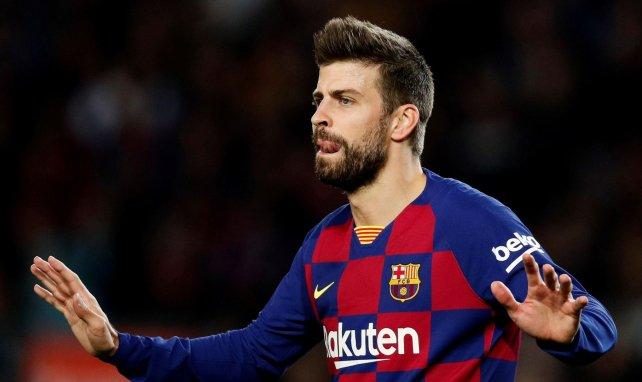 Barça : Gerard Piqué choqué par l'affaire Messi