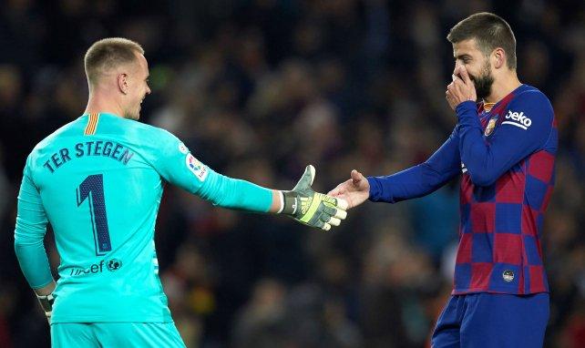 FC Barcelone : ter Stegen vers une prolongation ?