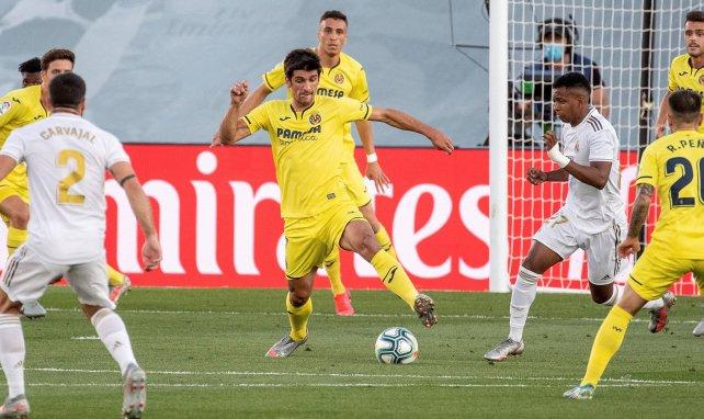 Gerard Moreno sous le maillot de Villarreal