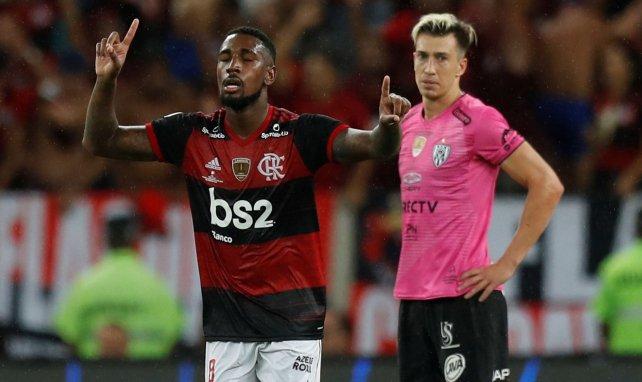Flamengo répond à l'OM pour Gerson !