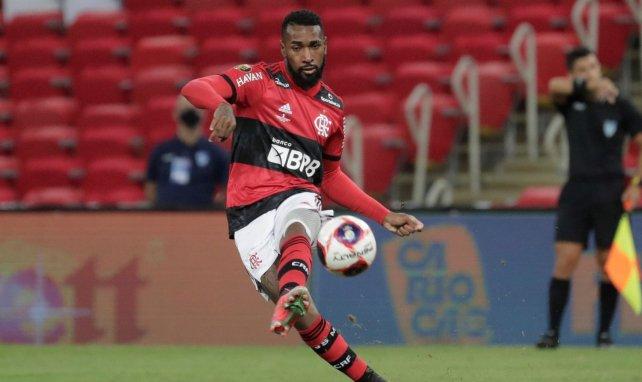 OM : Gerson a encore 3 matches à jouer avec Flamengo
