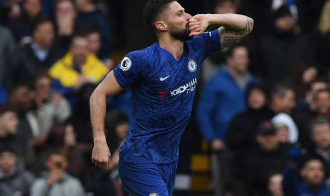 Chelsea : Olivier Giroud et un possible retour à Montpellier