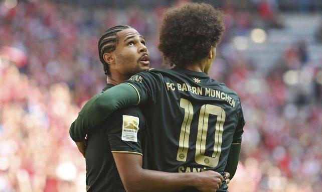 Bayern Munich : le retour en forme du duo Serge Gnabry - Leroy Sané