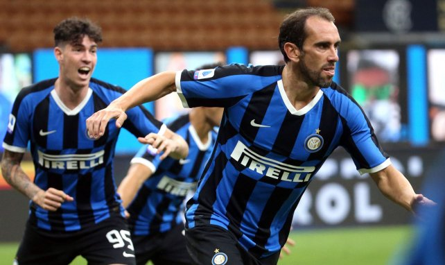 Diego Godin n'est plus qu'à un pas de Cagliari