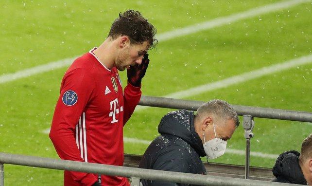 PSG - Bayern : Goretzka toujours incertain, Hernandez et Boateng seront là