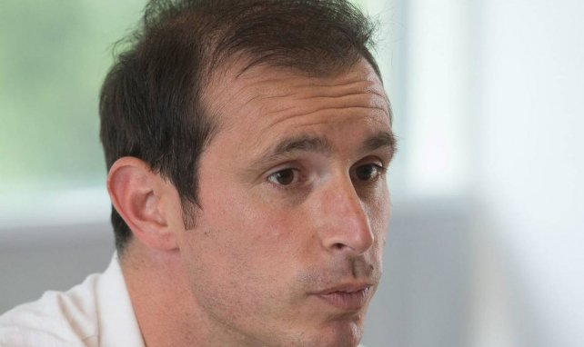 Grégory Lorenzi, le directeur sportif du Stade Brestois