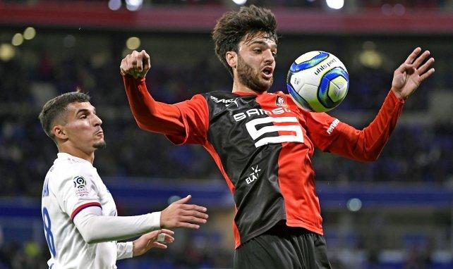 Rennes : Clément Grenier surpris par la rumeur Valladolid