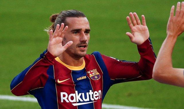Barça : la disette d'Antoine Griezmann, une première depuis 6 ans
