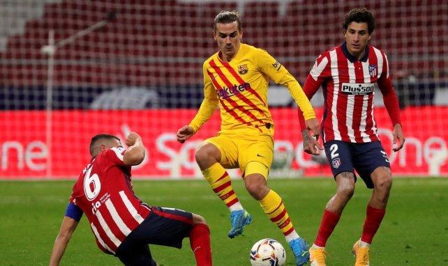 Barça : les fans auraient été prêts à renvoyer Antoine Griezmann à l'Atletico dans le cadre d'un échange