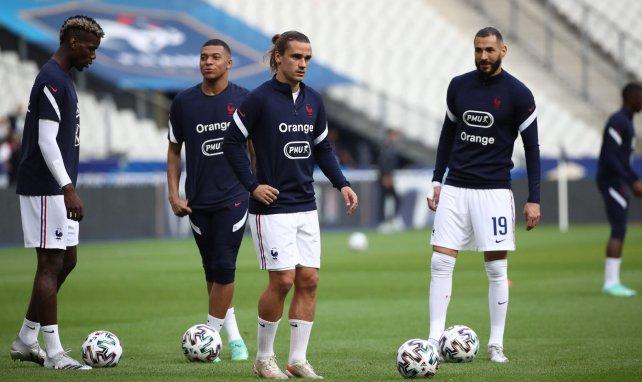 """Equipe de France : Antoine Griezmann est """"open"""" pour les coups de pied arrêtés"""