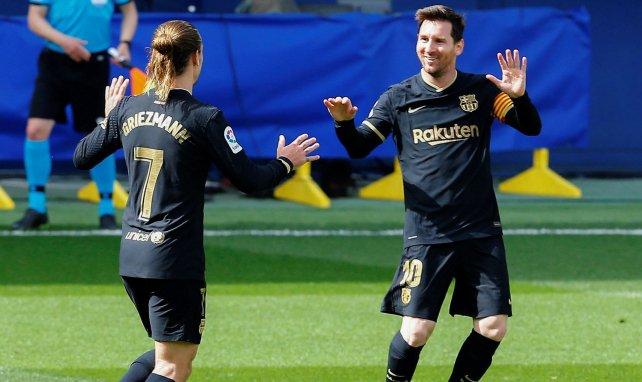 Lionel Messi a réuni le vestiaire du Barça