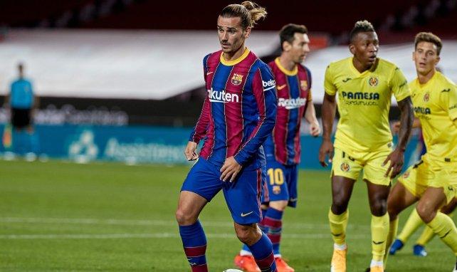 Barça : Antoine Griezmann discute d'une prolongation
