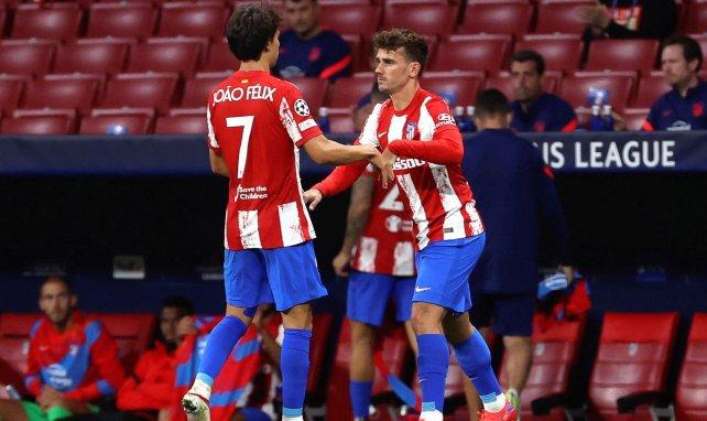 Atlético de Madrid : Antoine Griezmann a entamé l'opération reconquête
