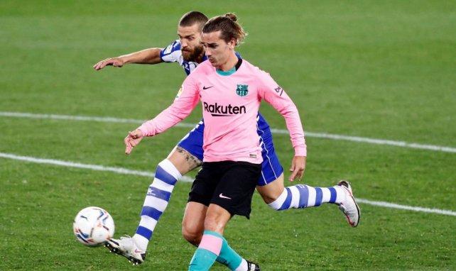 Liga : le Barça n'y arrive pas à Alavés malgré un but de Griezmann