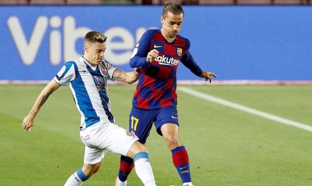 Le Barça donne des nouvelles d'Antoine Griezmann