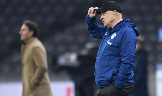 Schalke 04 : l'entraîneur et son adjoint virés, trois dirigeants limogés !