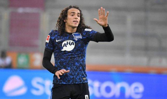Hertha : Pal Dardai prévient Mattéo Guendouzi