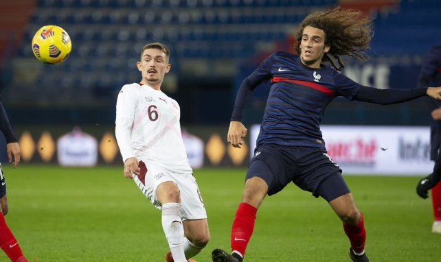 Hertha Berlin, Euro Espoirs : gros coup dur pour Mattéo Guendouzi