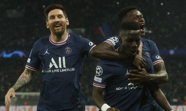Ligue des Champions : le PSG de Gueye et Messi domine Manchester City
