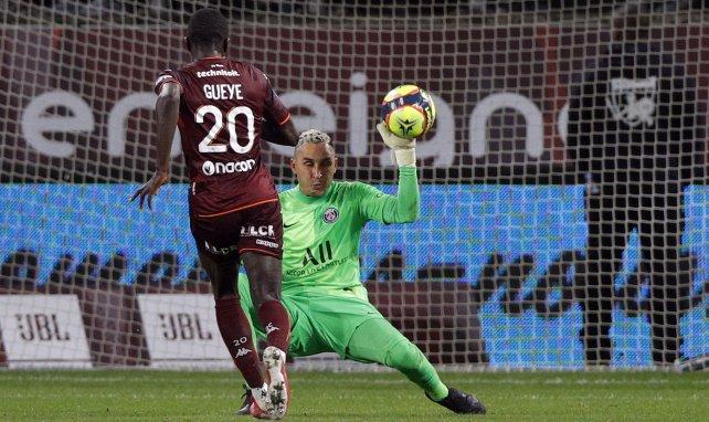 LIVE : Metz et le PSG toujours à égalité