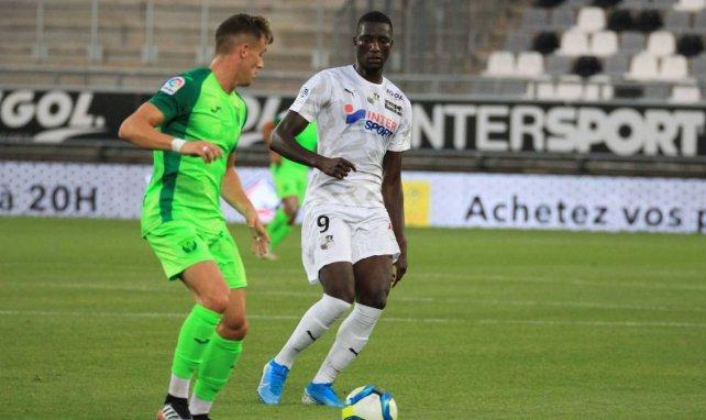 Serhou Guirassy vient de quitter Amiens pour Rennes