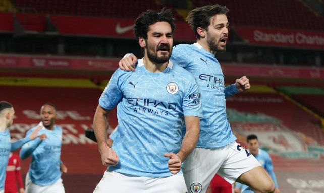 Manchester City : la belle initiative d'Ilkay Gündogan