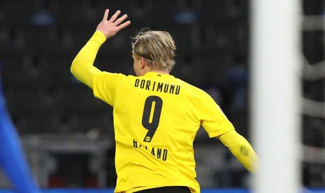 Borussia Dortmund : le prix d'Erling Haaland s'envole !