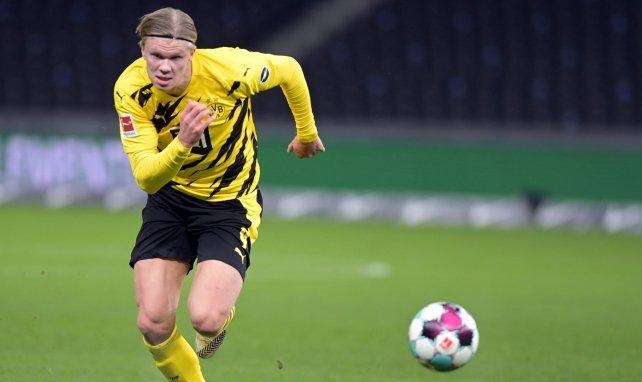 Le nouveau favori dans la course au transfert d'Erling Håland