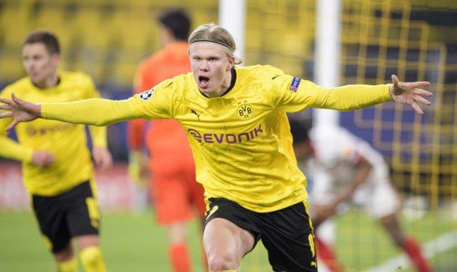 Le FC Barcelone et le Bayern Munich ont un plan pour Erling Håland