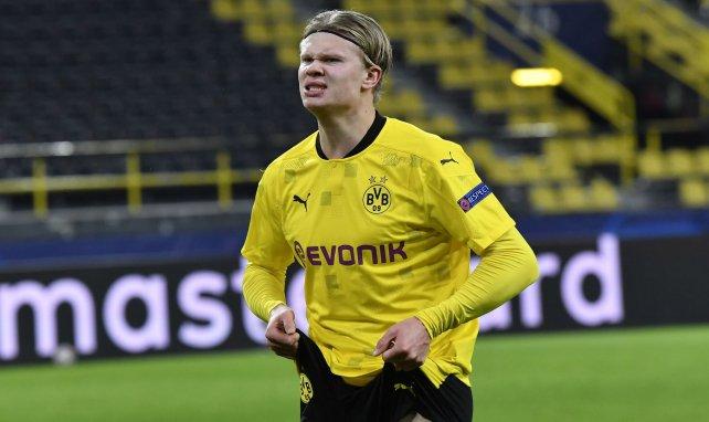 Mino Raiola n'est pas forcément d'accord avec le BVB dans le dossier Erling Håland