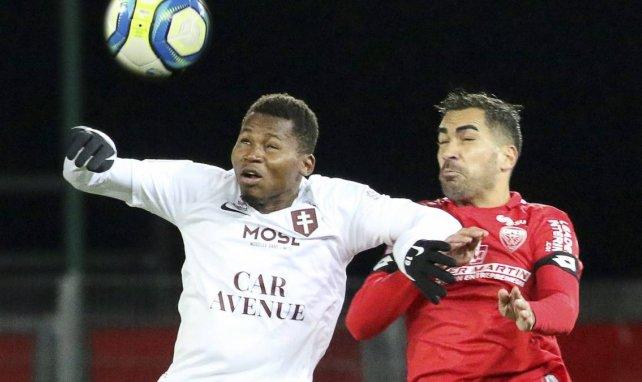 Le FC Metz fixe son prix pour Habib Diallo