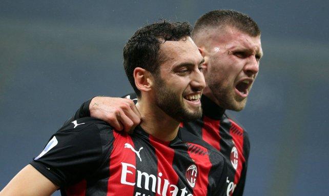 L'Inter en passe de récupérer Hakan Çalhanoglu