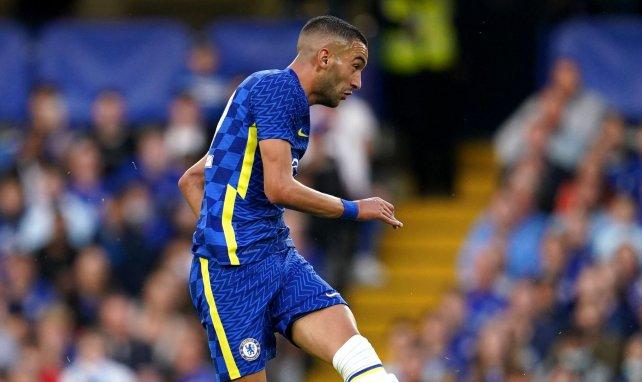 Amical : Chelsea et Tottenham se quittent bons amis, Hakim Ziyech double buteur