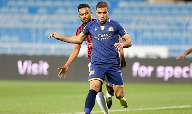 Info FM : Newcastle et Aston Villa veulent recruter Abderrazak Hamdallah
