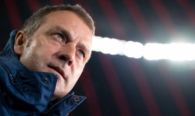 Hans-Dieter Flick, l'entraîneur du Bayern Munich