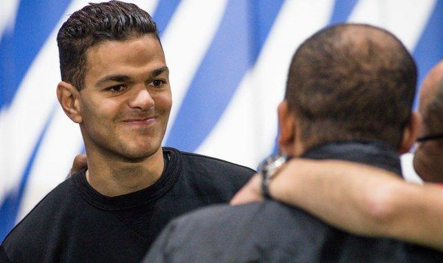 Hatem Ben Arfa en zone mixte