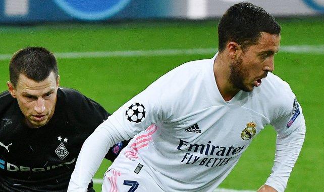 Real Madrid : Eden Hazard, un retour sous haute surveillance