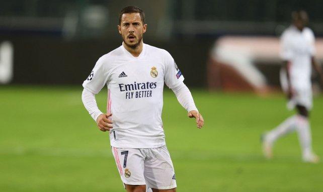 Real Madrid : le superbe but d'Eden Hazard pour son retour !