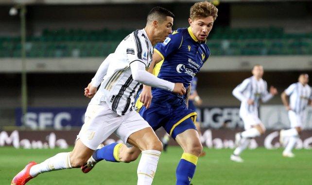 Serie A : la Juventus ne prend qu'un point contre l'Hellas Vérone