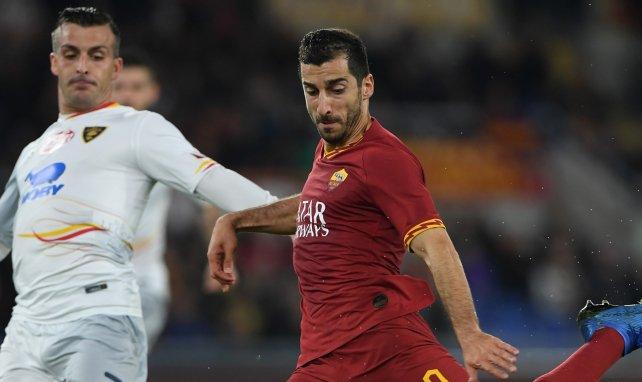 Henrikh Mkhitaryan veut rester à Rome