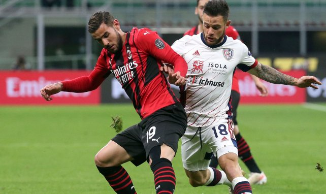 Serie A : l'AC Milan tenu en échec par Cagliari