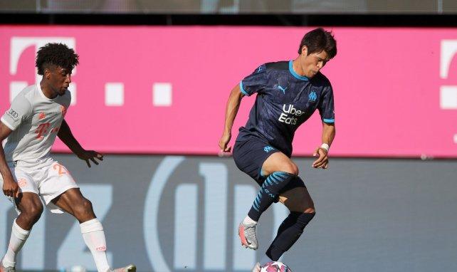 OM, Discipline : Hiroki Sakai suspendu deux matches