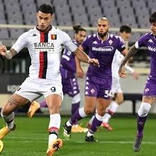 La Fiorentina et le Genoa à la lutte en Serie A