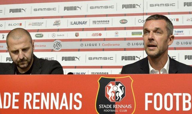 Stade Rennais : le président Nicolas Holveck hospitalisé