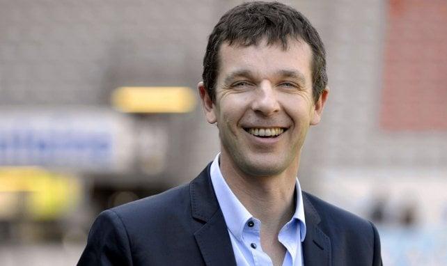 Rennes : Nicolas Holveck vise Denis Zanko pour la formation