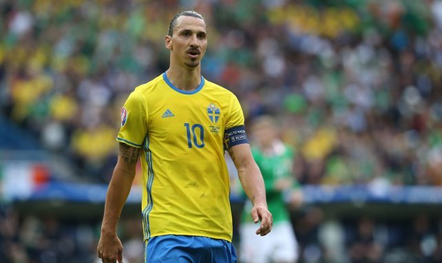 L'UEFA ouvre une enquête autour de propos racistes adressés à Zlatan Ibrahimovic