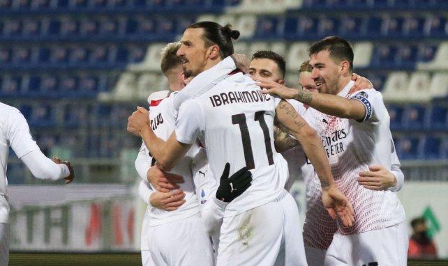 AC Milan : Zlatan Ibrahimovic les a encore tous bluffés