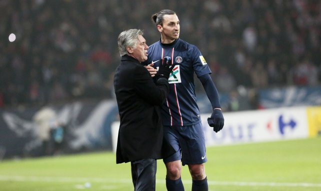 PSG : l'anecdote croustillante de Thiago Motta sur Ibrahimovic et Ancelotti