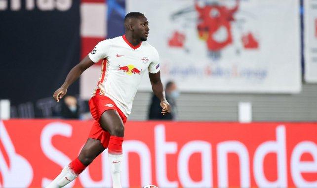 Ibrahima Konaté à Leipzig